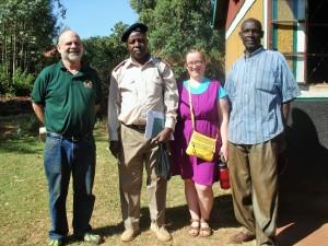 Neil, Chief David, Ellie, Kenneth